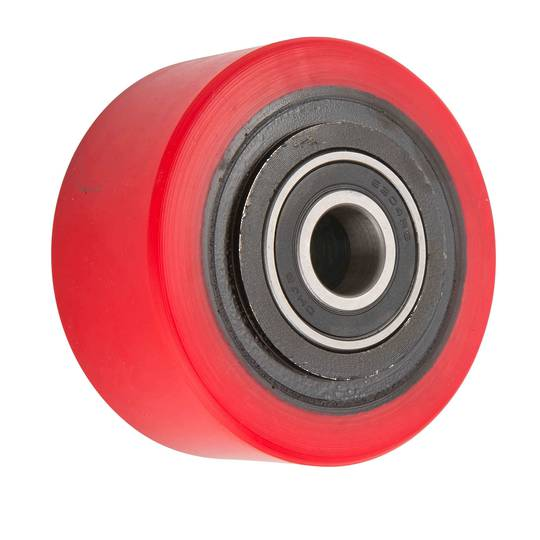 Urethane Wheel 100mm - Cast Iron Centre - WXU100