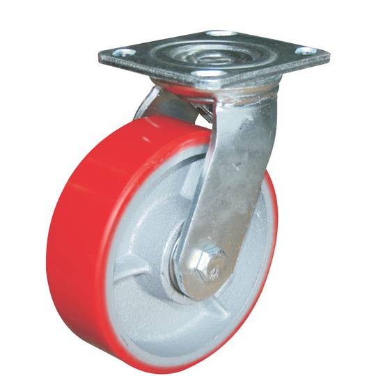 Swivel 150mm Urethane Castor - WXU150/P