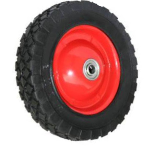 Zero Pressure Wheel 200mm - Steel Centre - ZP200