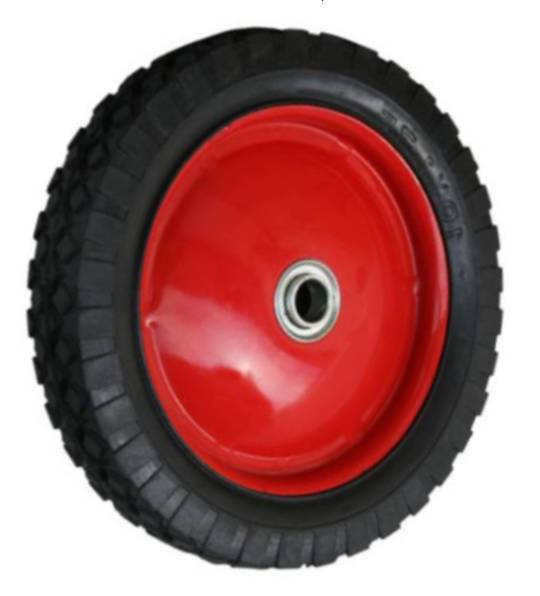 Zero Pressure Wheel 250mm - Steel Centre - ZP250-LD