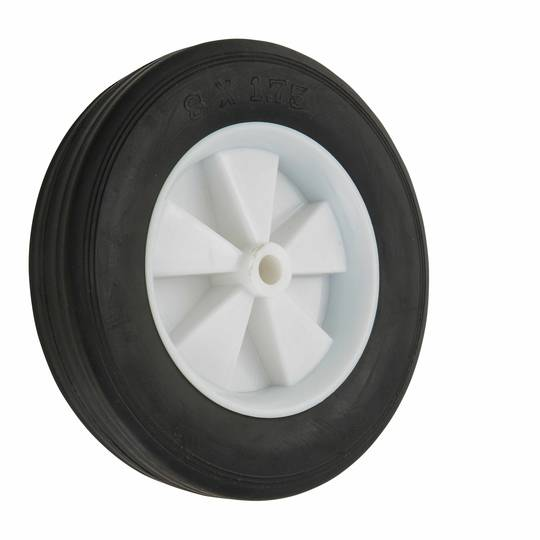 Zero Presuure Wheel 150mm - Plastic Centre - ZPP150