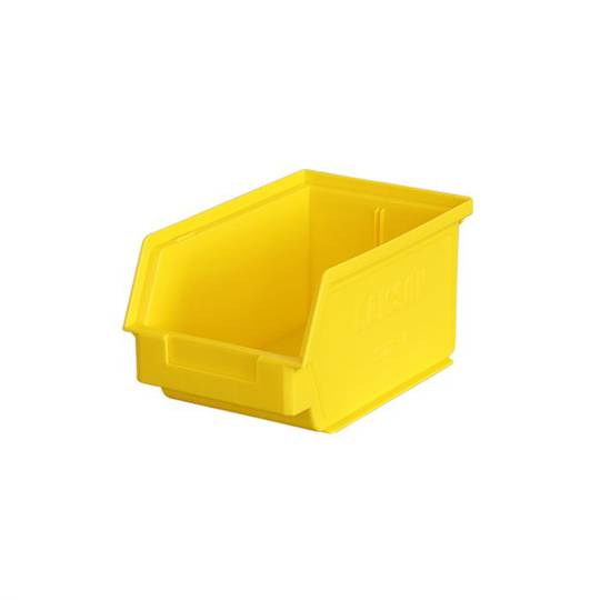 Storage Bin - Size 4 - 4-BIN-YELLOW