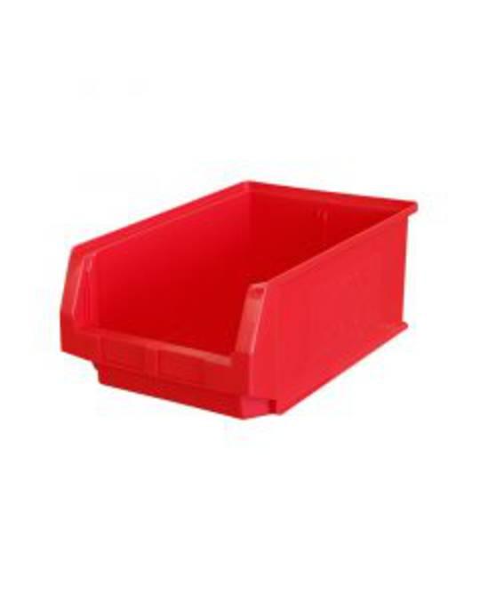 Storage Bin - Size 2 - 2-BIN-RED
