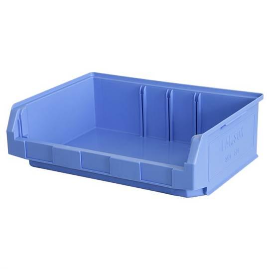 Storage Bin - Size 3ZD - 3ZD-BIN-BLUE
