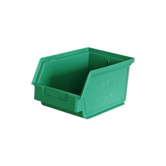 Storage Bin - Size 4 - 4-BIN-GREEN
