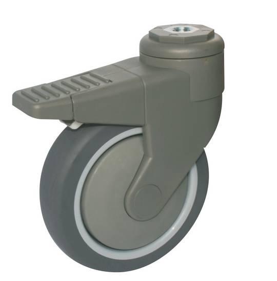 Showerchair Castors
