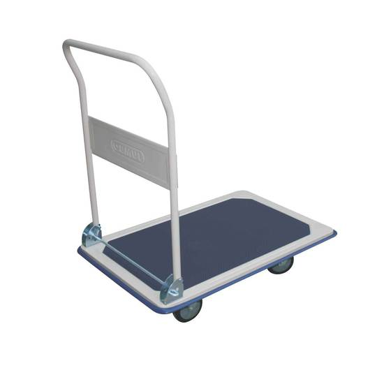 Pressed Steel Platform Trolleys