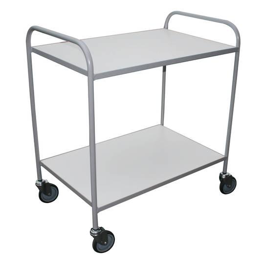 Meltecca Shelf Trolleys