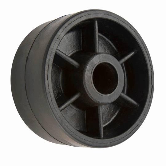 Heavy Duty Wide Polyprop Wheels