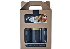 Chefs Marinade Gift Pack