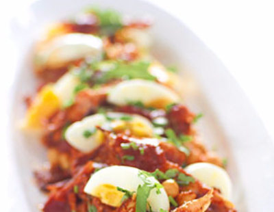 Smoked-Fish-Chickpea-Ragout