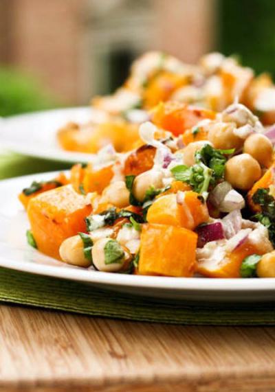 roast-pumpkin-chick-pea-salad-79