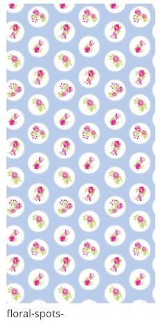 Floral Spots