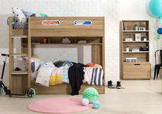 Emery Single Bunk Bed