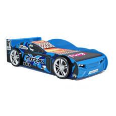 MRX Speed No.81 Car Bed- Blue