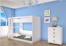Mercury King Single Bunk Bed