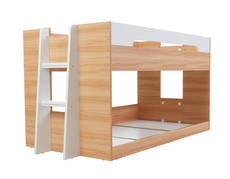 Noah King Single Low Bunk