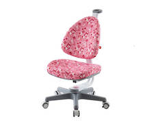 BABO SWIVEL CHAIR PINK