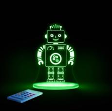 Robot  LED Sleepy Light
