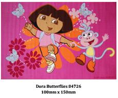 Dora Buttefly