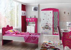 Princess Single Bed