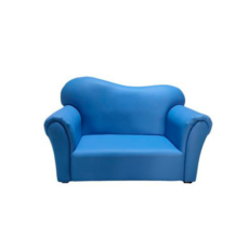2 Seater Couch- Blue