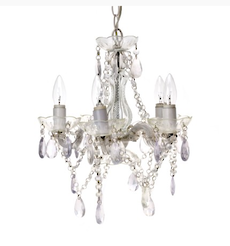 Chandelier Gypsy Clear Small