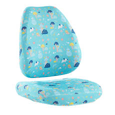 EGO CHAIR COVER AQUA GREEN