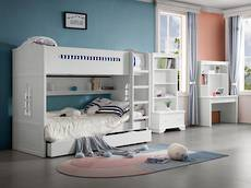 Ivy Bunk Bed with Trundle