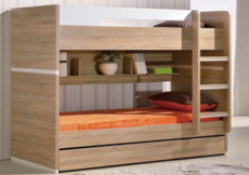 Magic King Single Bunk Bed