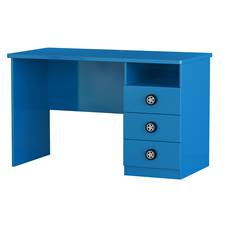 Racing Car Desk - Blue