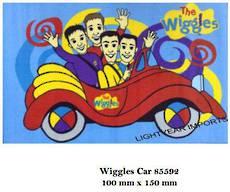 Wiggles Car 85592
