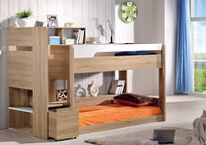 Zegna Single Bunk Bed