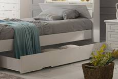 Alicia King Single Trundle Bed