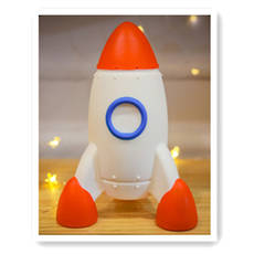 Red Rocket Night Light