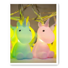 Baby Unicorns Fairy Lights String