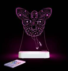 Ballerina Led Sleepy Light