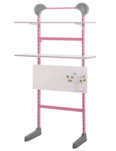 Pink Shelf Unit