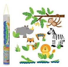 Zoo Wall Decal