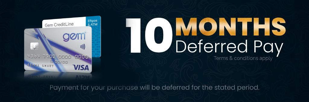 10 MONTHS DEFERRED PAYMENT