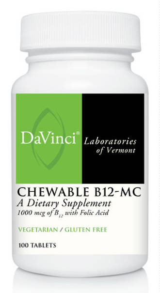 Chewable B12-MC