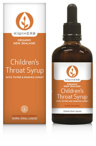Children's Throat Syrup