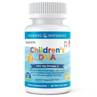 Childrens DHA Chewable capsules