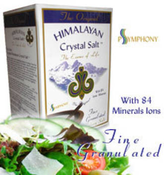 Fine Granulated Himalayan Crystal Salt®