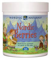 Nordic Berries Multivitamins