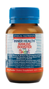 Inner Health Immune Booster for Kids 100 grams