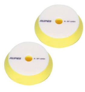 RUPES BigFoot 80/100mm Polishing Foams Fine Pack of 4