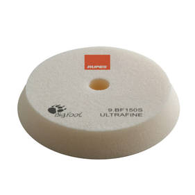 RUPES BigFoot 130/150mm Finishing Foam Ultrafine