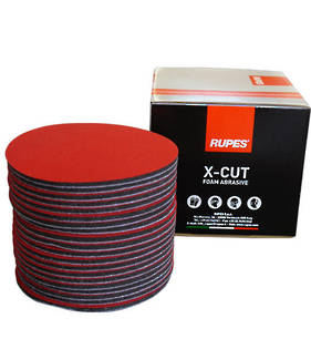 RUPES X-Cut 125mm Foam Abrasives