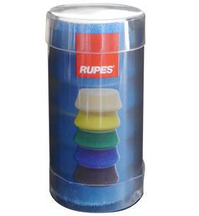 RUPES BigFoot 30/40mm Polishing Foams Coarse Pack of 6